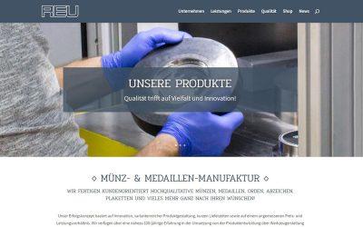 Launch der neuen REU Homepage