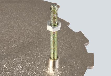 fixed screws