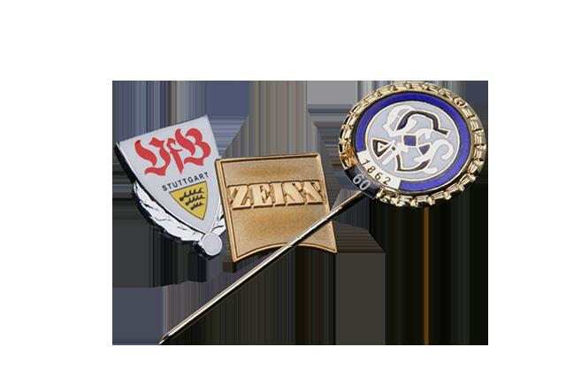 Abzeichen & Pins
