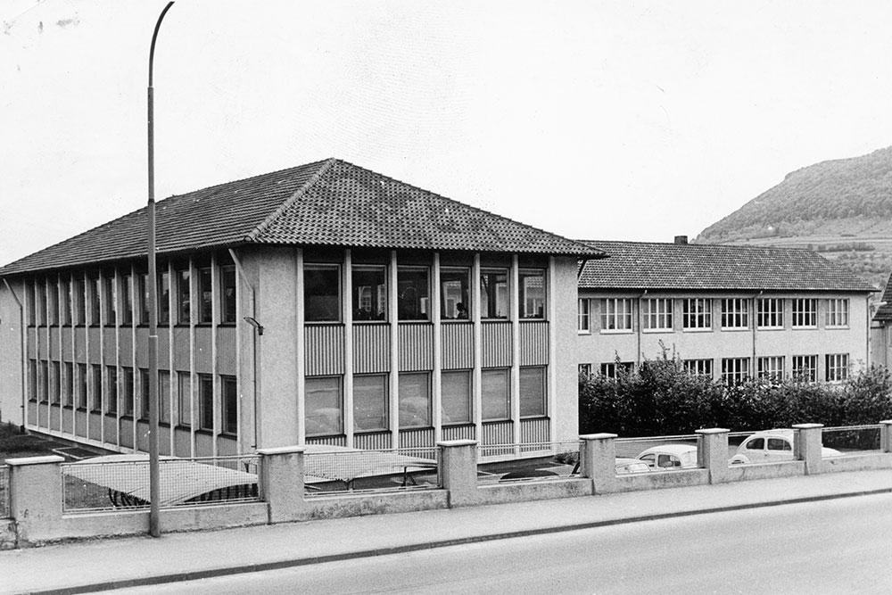 Historisches Firmengebäude